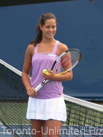 ... champion of Rogers Cup2006 in Montreal. Winner over Martina Hingis